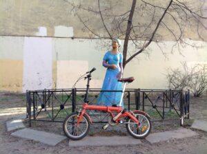 Коломенская Венера, Санкт-Петербург